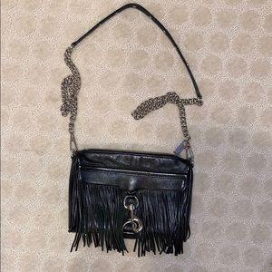 Rebecca Minkoff Fringe Leather Bag M.A.C